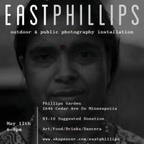 East Phillips Art Installation